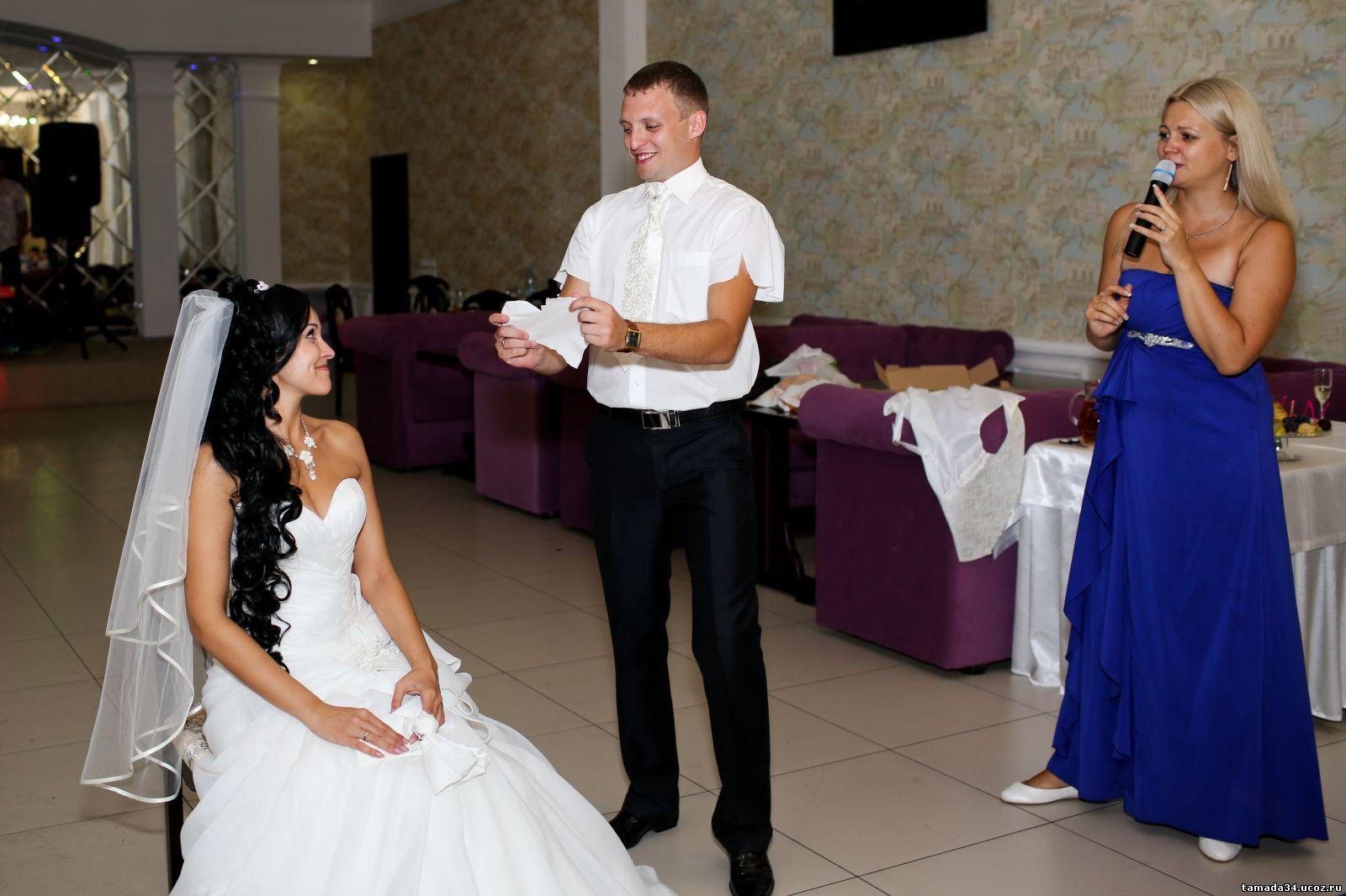 Ведущие волгограда для свадьбы